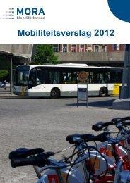 Mobiliteitsverslag 2012 - Publicaties van de Vlaamse overheid