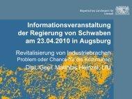 Download Vortrag Matthias Heinzel - Regierung von Schwaben ...