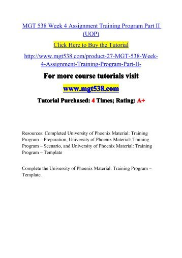 mgt538 wk 1 Mgt 538 entire course for more course tutorials visit wwwmgt538com mgt 538 week 1 individual assignment communicative styles comparison worksheet.