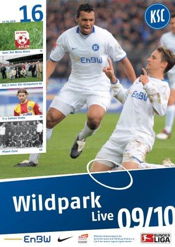 0910_st32 ahlen.pdf - Karlsruher SC