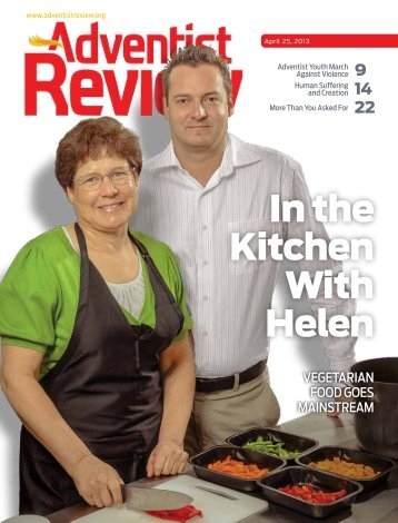 In the Kitchen With Helen