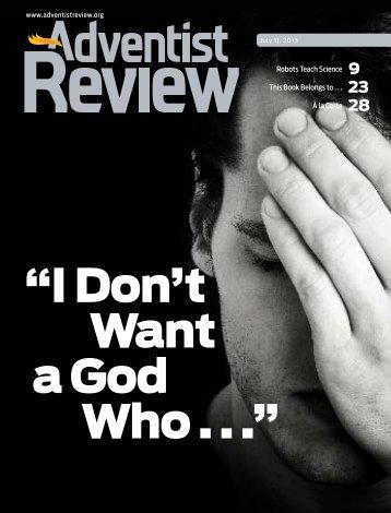 """a God Who   ."""""""