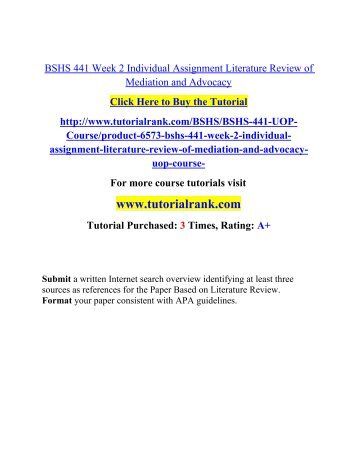 literature review on divorce pdf