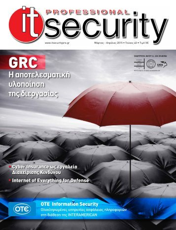 IT Professional Security - ΤΕΥΧΟΣ 40