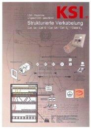 Keystone, geschirmt - bei Kontakt Systeme Inter Ges.mbH