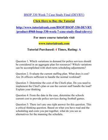 BSOP 330 Week 7 Case Study Final (DEVRY).pdf