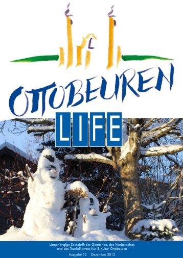 Dezember 2012 - Markt Ottobeuren