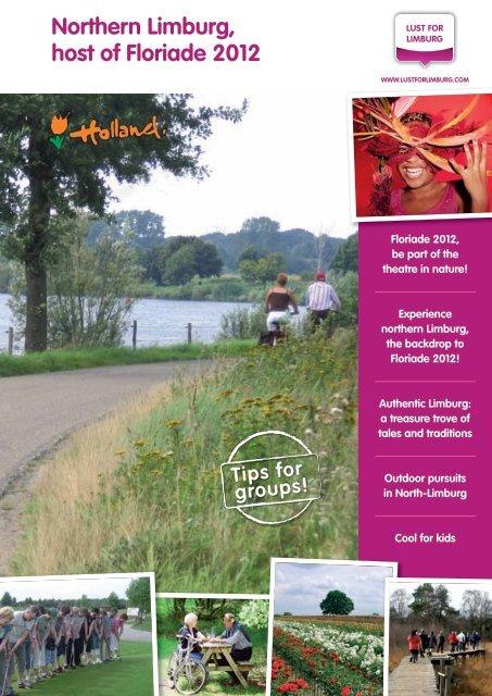 Northern Limburg, host of Floriade 2012 - Lust for Limburg