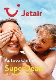 Extra aanbod Autovakanties Frankrijk - Jetnet