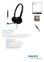 Voice Clarity