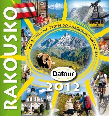 N a 3 dny i na týden do Rakouska s dato u rem ! - rakousko-dovolená