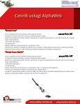 Komfort obsługi dzięki usłudze AlphaWeb - Page 3