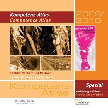 Kompetenz- Atlas