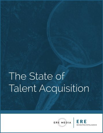 The State of Talent Acquisition