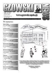 numer 93 xii 2009 - Zespół Szkół Technicznych i ...