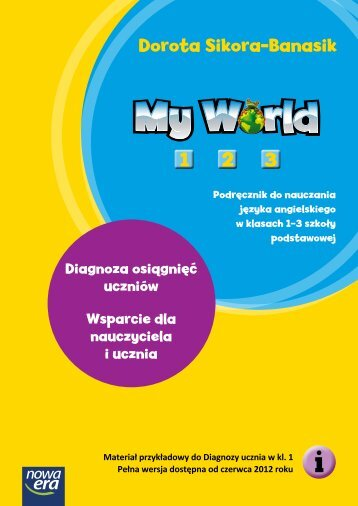 My World 1 - Nowa Era