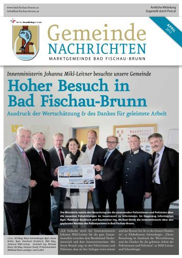 1,70 MB - Marktgemeinde Bad Fischau-Brunn