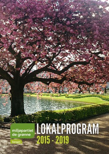 Bergen Lokalprogram