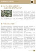 DorfZeITUNG Lermoos |Gemeinde - Gemeinde Lermoos - Land Tirol - Page 7