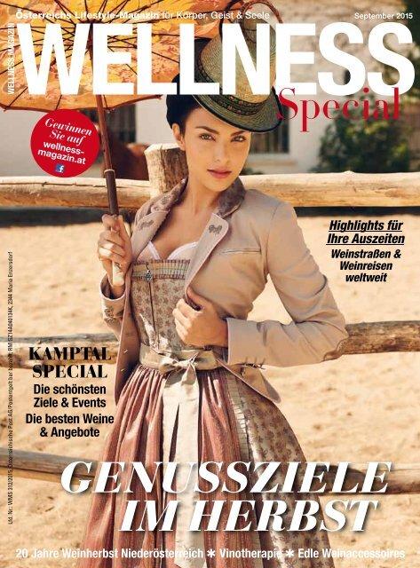 WELLNESS Magazin Special - September 2015