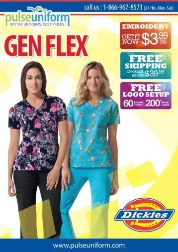 flu - Pulse Uniform