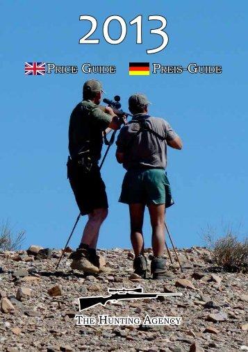 PRICE GUIDE PREIS-GUIDE - Hunting & Shooting News