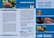 Kunst Kultur Gesundheit - Klinikum  Region Hannover GmbH