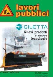 Nuovi prodotti e nuove tecnologie - Soluzioni per Lavori Pubblici