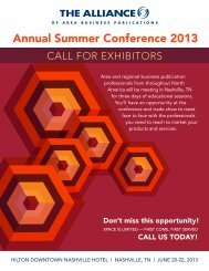 Annual Summer Conference 2013