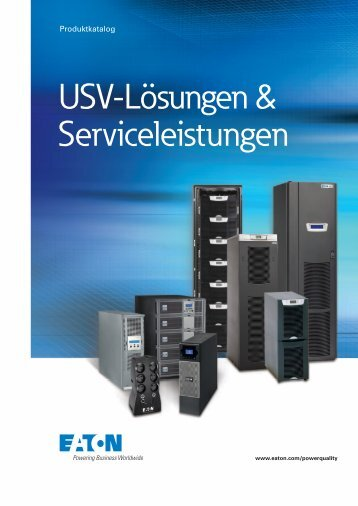 Katalog - KESS Power Solutions GmbH