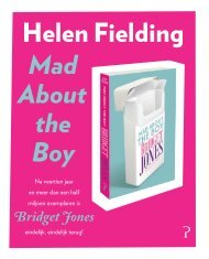 Helen Fielding Mad About the Boy