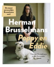 Herman Brusselmans Poppy en Eddie