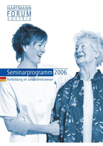 Seminarprogramm 2006 - AWA