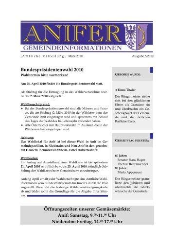 (1,15 MB) - .PDF - Gemeinde Anif - Salzburg.at