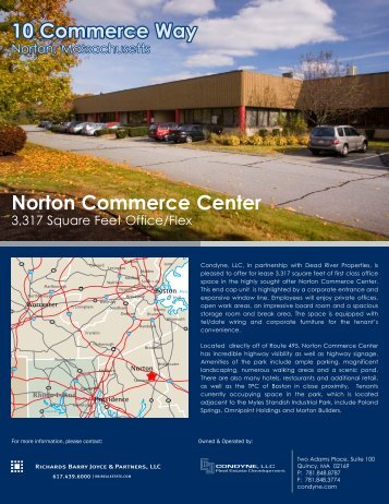 10 Commerce Way Norton Commerce Center