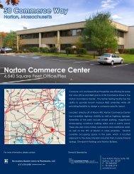 50 Commerce Way Norton Commerce Center