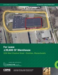 For Lease ±39,600 SF Warehouse