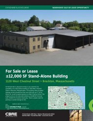 For Sale or Lease ±12,000 SF Stand-Alone Building