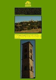 Volterra - Kunstwanderungen.