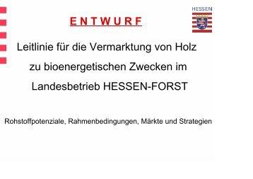 Holzbrennstoffverbrauch - Nordwestdeutsche Forstliche ...
