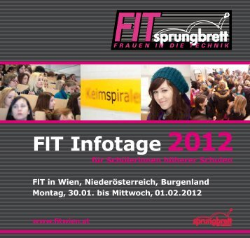 FIT 2012 - Der Studienchecker