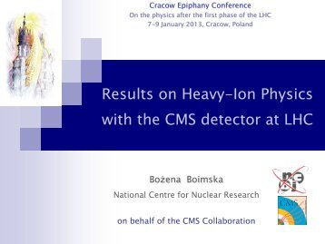 Results on Heavy-Ion Physics with the CMS detector at LHC