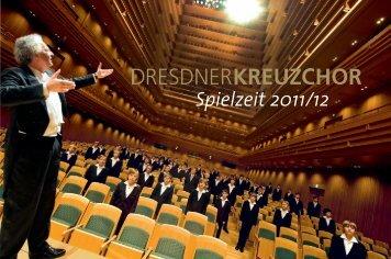 2012 - Dresdner Kreuzchor