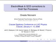 ElectroWeak & QCD corrections to Drell-Yan Processes