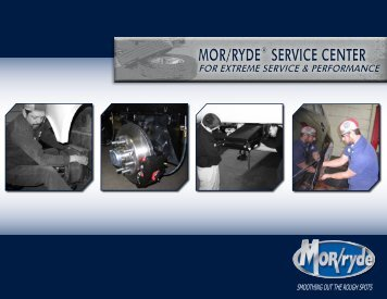 MOR/RYDE SERVICE CENTER