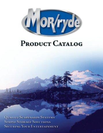 Product Catalog - MOR/ryde International