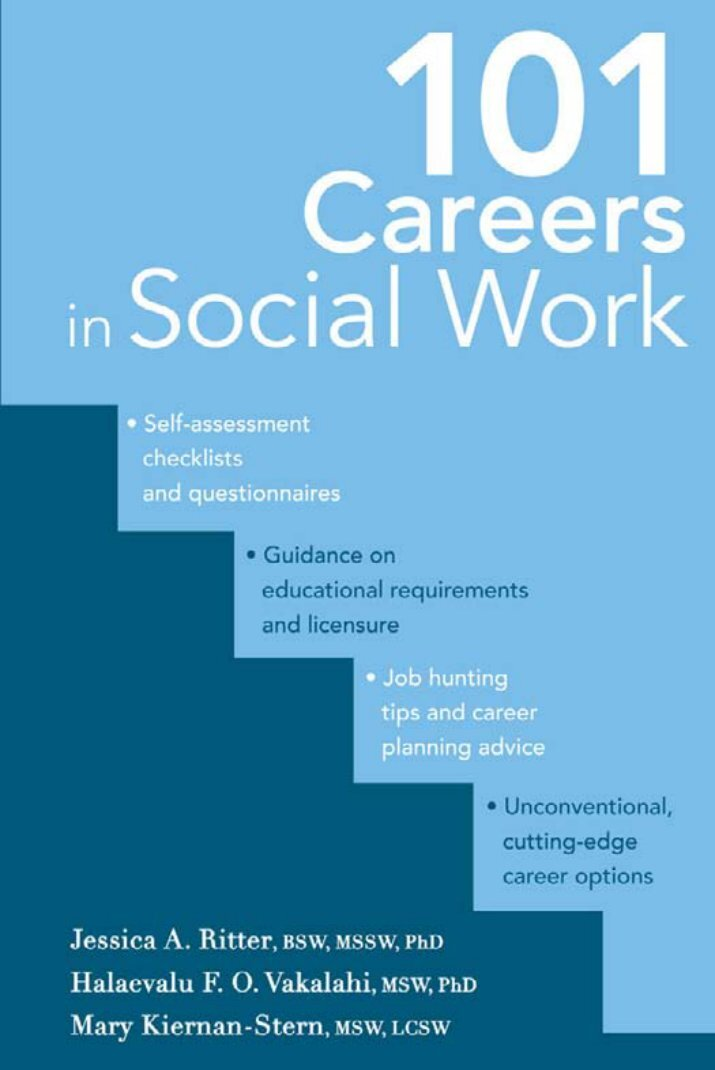 social work 101 This is a vital and necessary guide to the social work profession√nthis book clarifies the social work mission, goals, and objectives, and strengthens and promotes them as well the authors do an excellent job of illustrating the uniqueness, diversity, an this is a vital and necessary guide to.