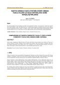 ORMAN FAKÜLTESİ DERGİSİ - Page 6