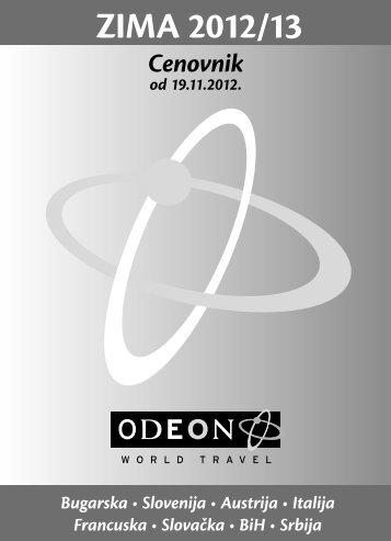 Borovec - Odeon World Travel