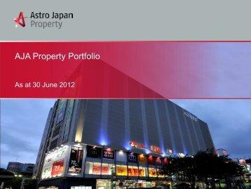 AJA Property Portfolio